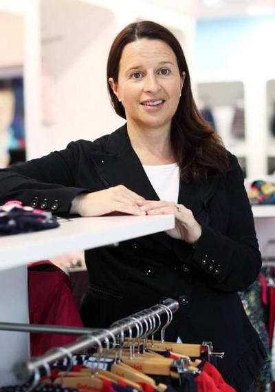 Yvonne Casey Owner Mischief Makers Kids Clothing Store Cork